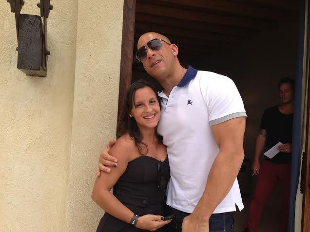 Eu, Vin Diesel e o Quadradinho de 8