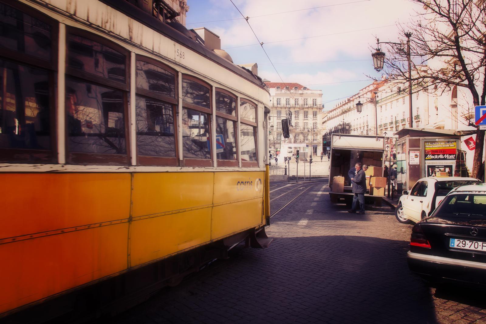 Um passeio por Lisboa