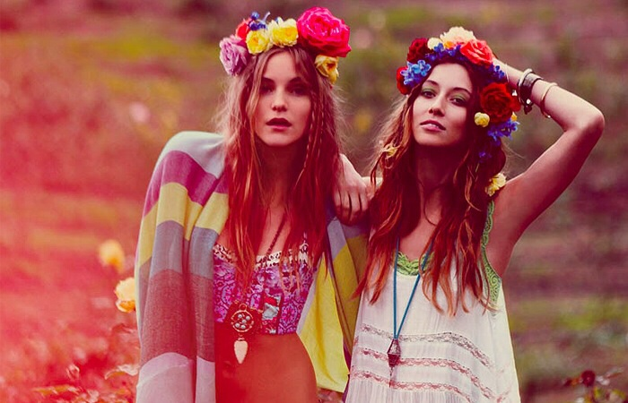 Moda: Estilo Boho Chic