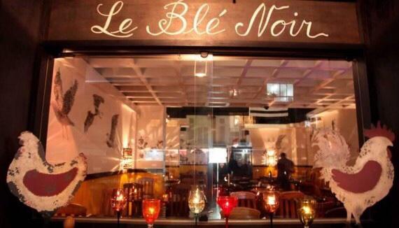 Gastronomia: Restaurante Le Blé Noir