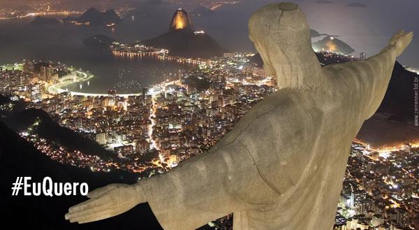 Eu quero ser .Rio