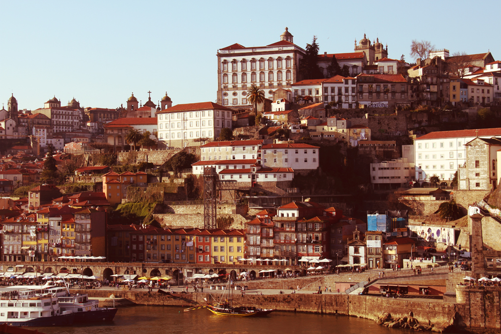 Aportando no Porto