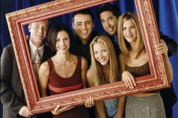 20 anos de Friends