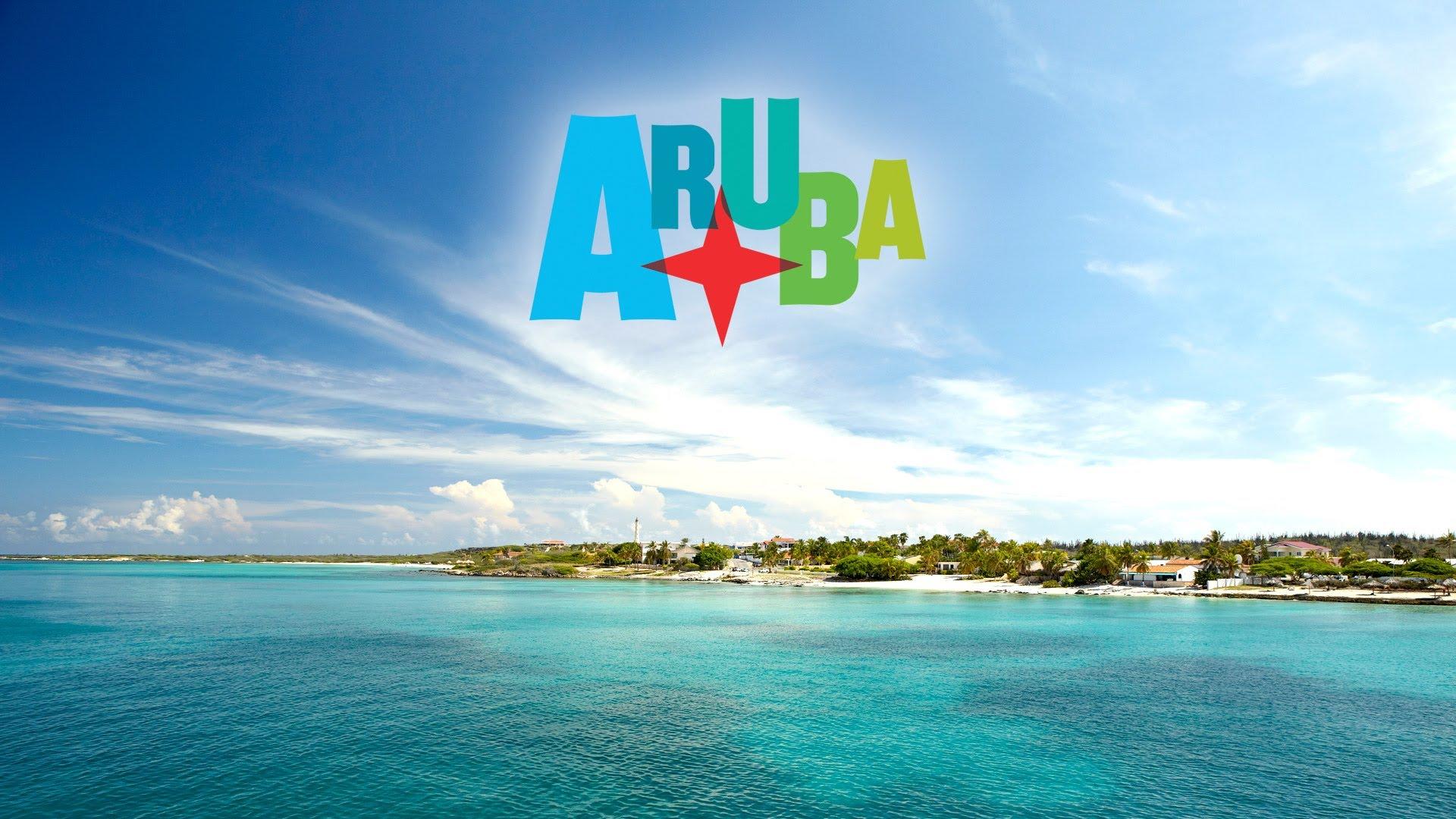 Bonbini na Aruba!