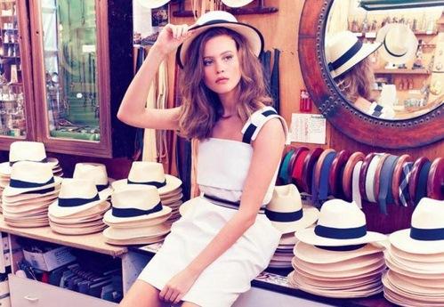 Moda: Chapéu Panamá