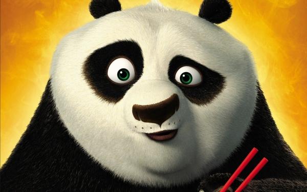 I'm not a big fat panda