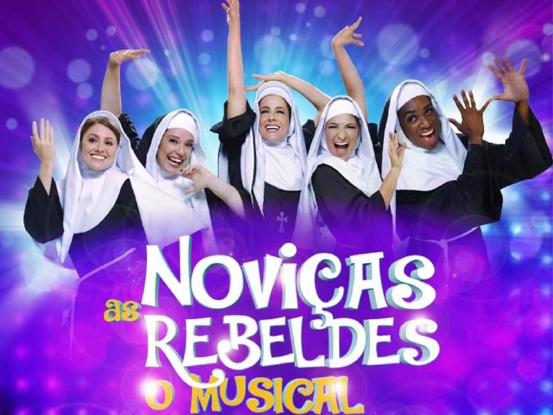Papo de Teatro: As Noviças Rebeldes