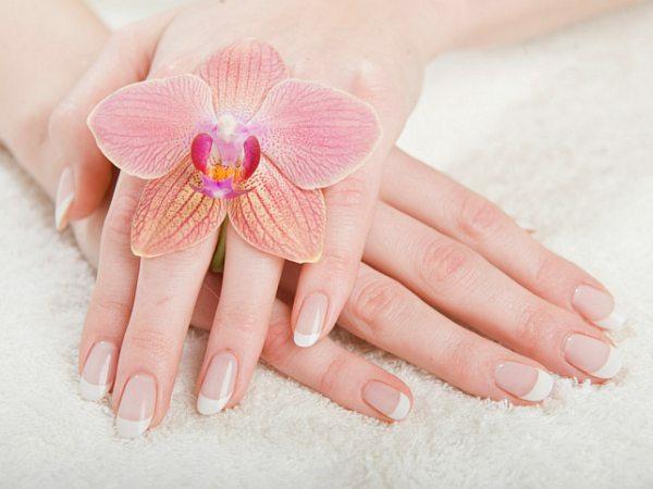Mãos de princesa