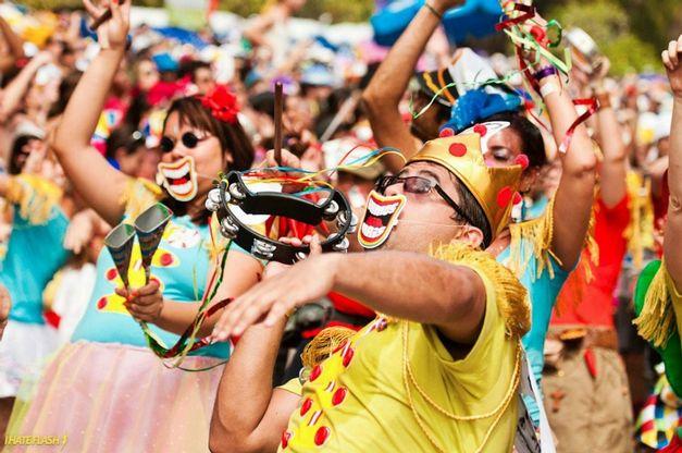 É Carnaval!!!