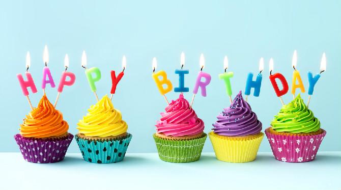 Presente de aniversário