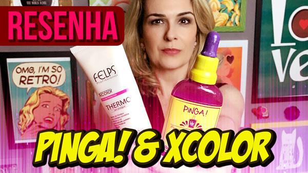 Resenha Pinga! da Lola eXcolordaFelps