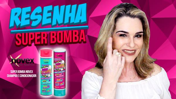 Super Bomba! Seu cabelo vai amar!