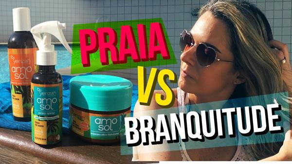 Praia ou Piscina x Branquitude Junior