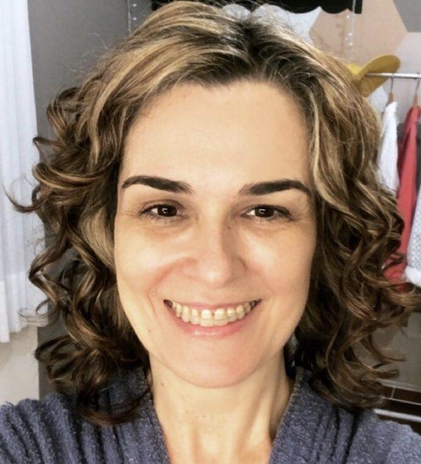 Resultado de 3 semanas com o Pigmantclar Serum (cabelo com Miracle sem make alguma)